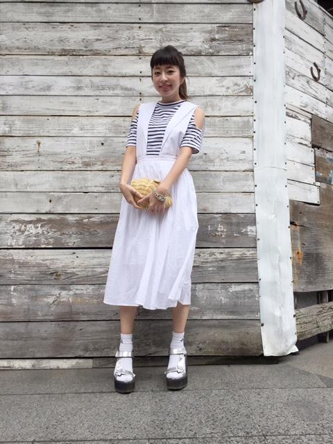 JJ モデル トッキー 土岐田麗子