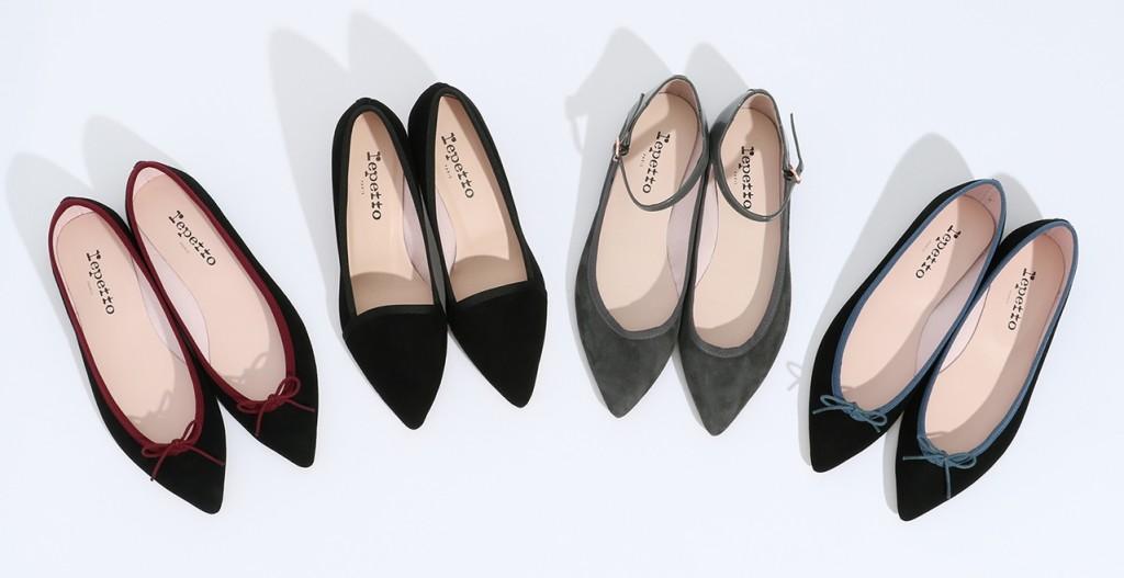 レペット 靴 日本限定
