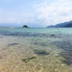 楽園のような無人島!夏のみ現れる【水島】へ