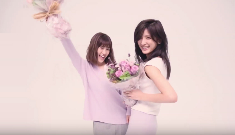 【#1】ここでしか見られない♡藤井姉妹スペシャルムービーを公開!