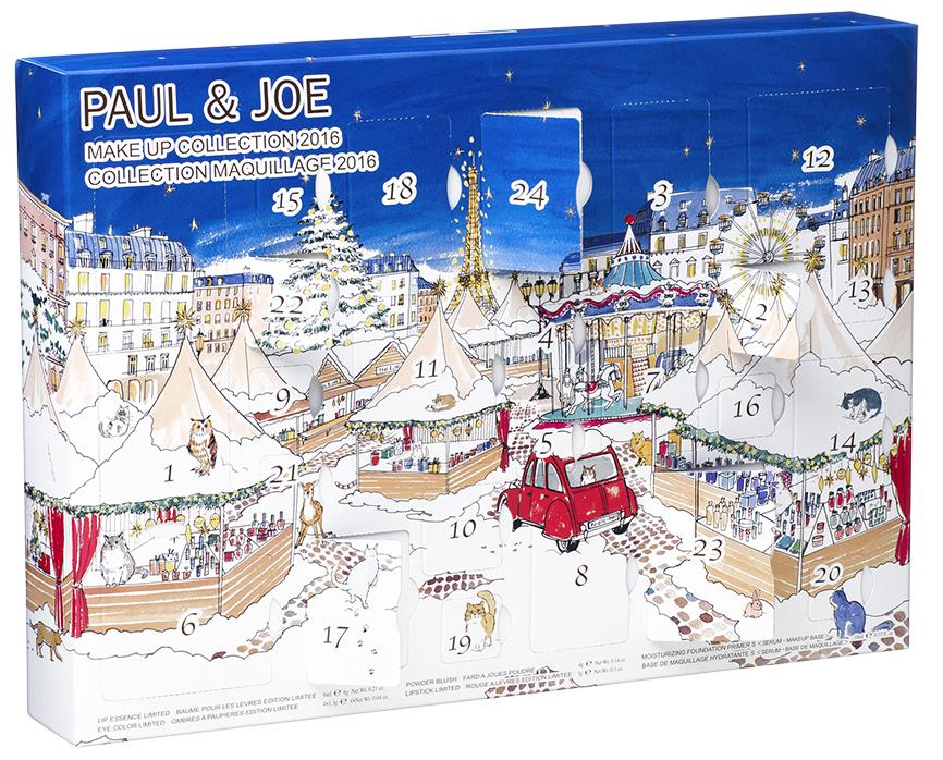 アドベントカレンダー ポール&ジョー