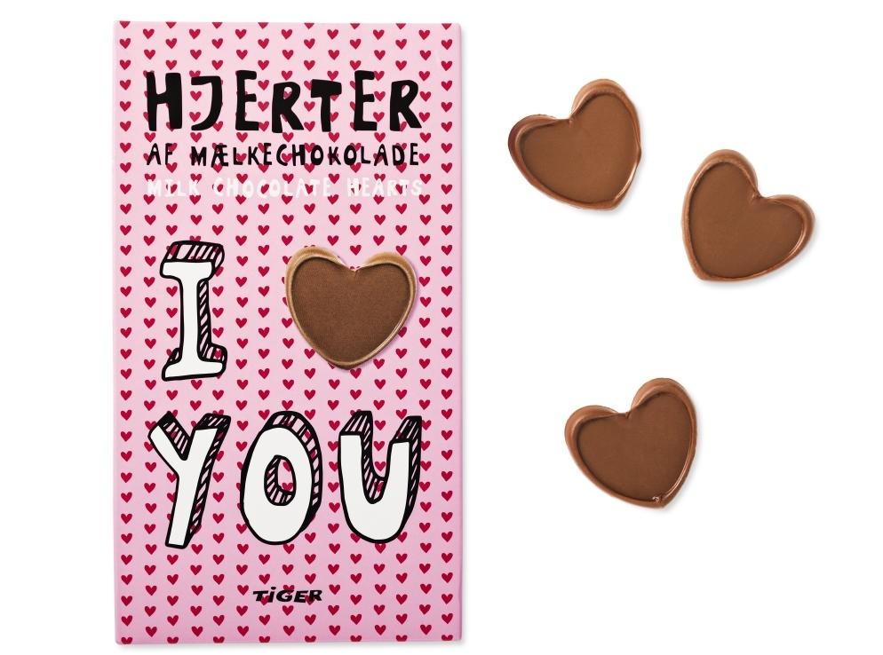 フライングタイガー チョコ バレンタイン