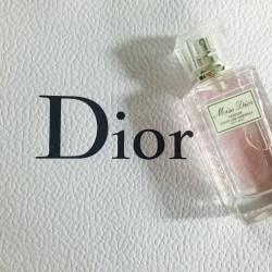 【ミス ディオール】恋を呼ぶ香りのヘアミスト