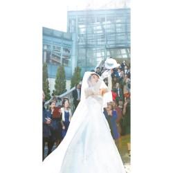 祝結婚!横澤夏子さんの式に密着