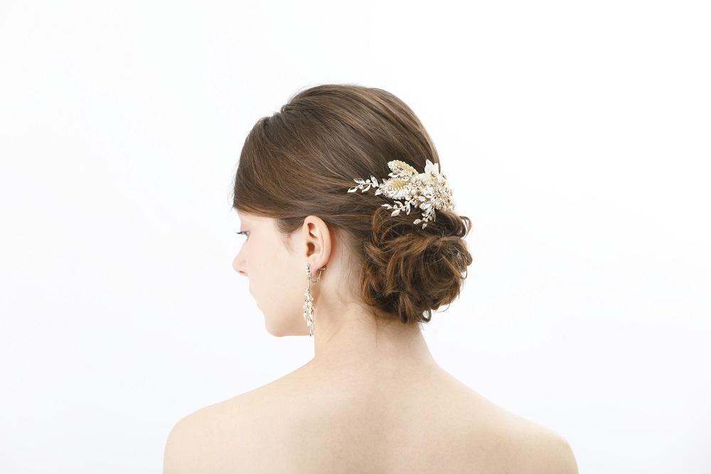 NG1:花嫁を連想させる髪飾り