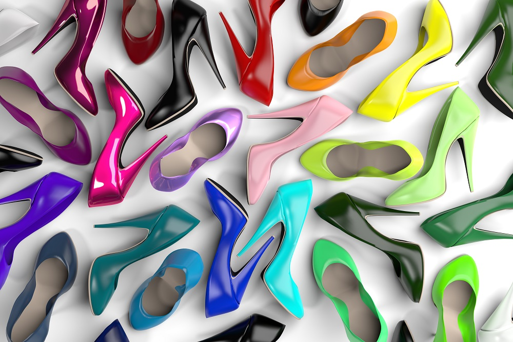 ■靴の色は?