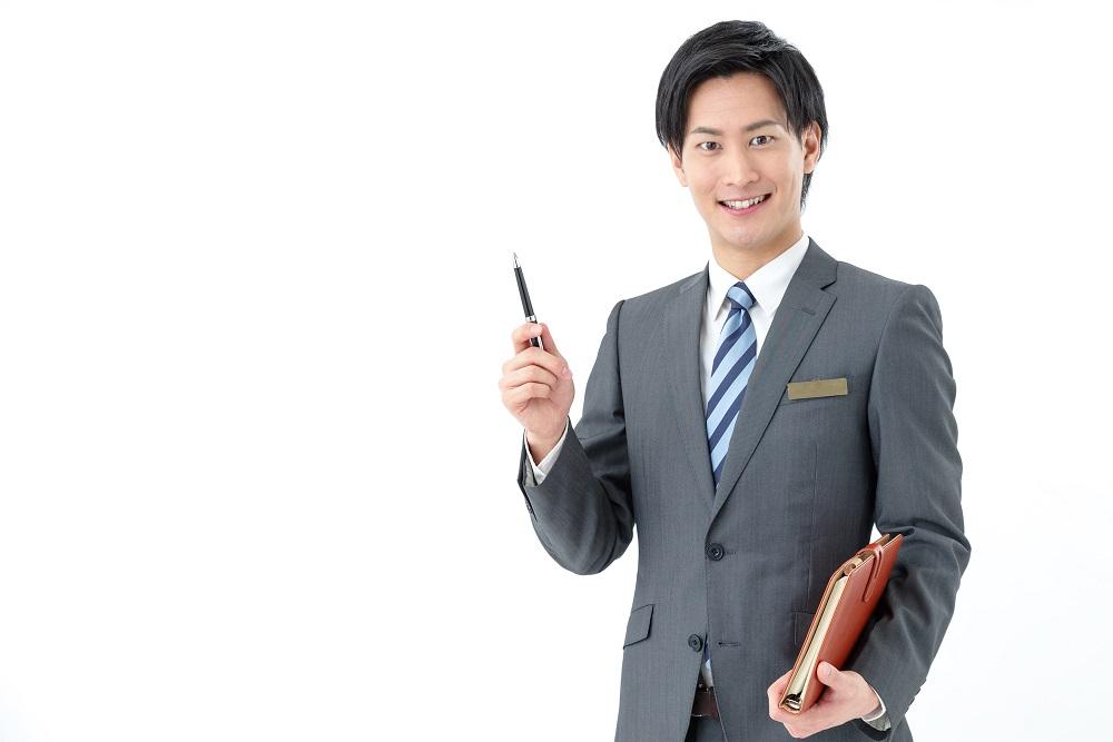 (3)肌身離さず持ち歩くことができる高級な「ボールペン」