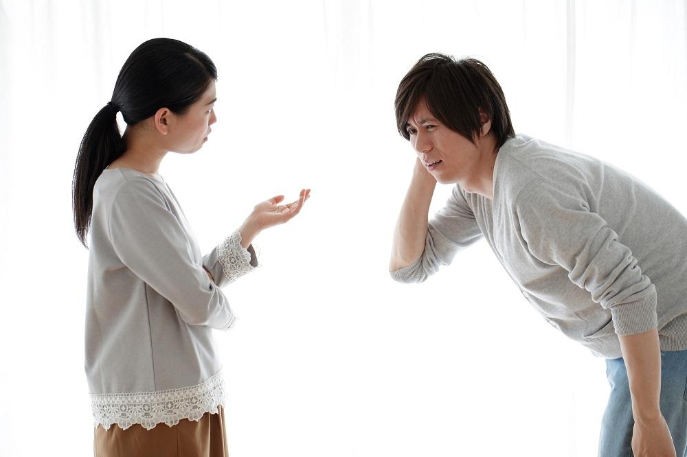 彼氏へのNGセリフ4:「ちゃんと考えてる?」