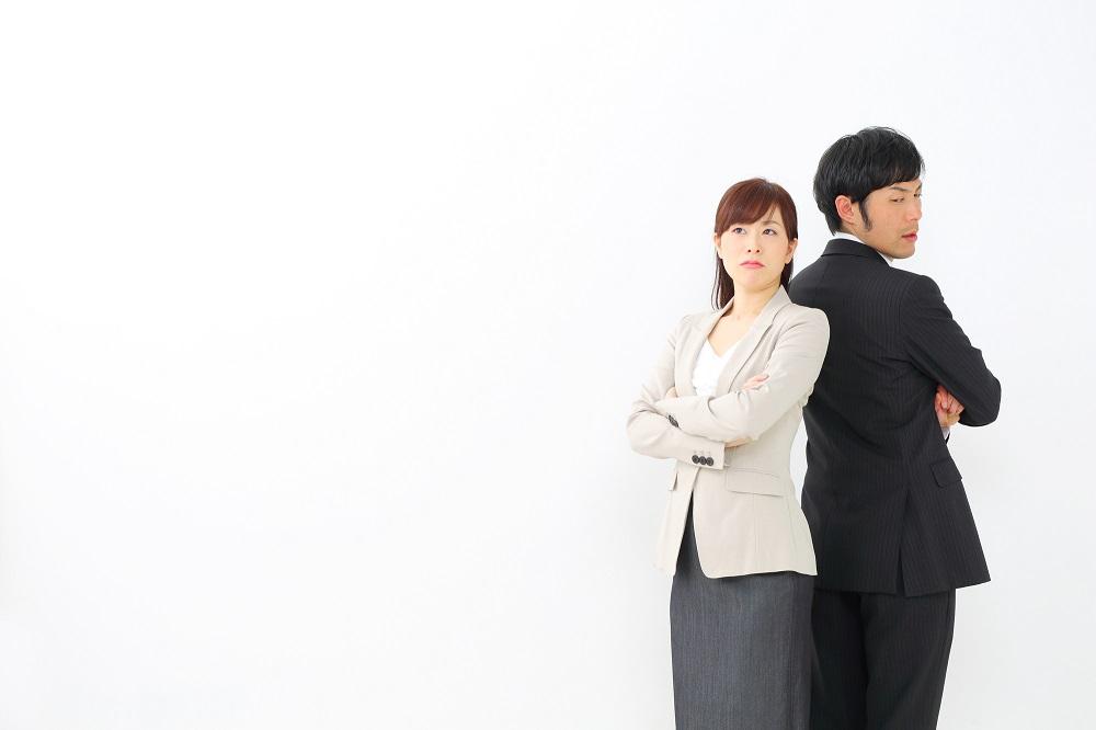 (1)喧嘩をするたびに場の空気が悪くなる