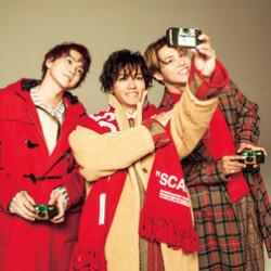 [応募方法はこちら]激レア♡THE RAMPAGEのボーカル3人の自撮りフォトを1名様にプレゼント!