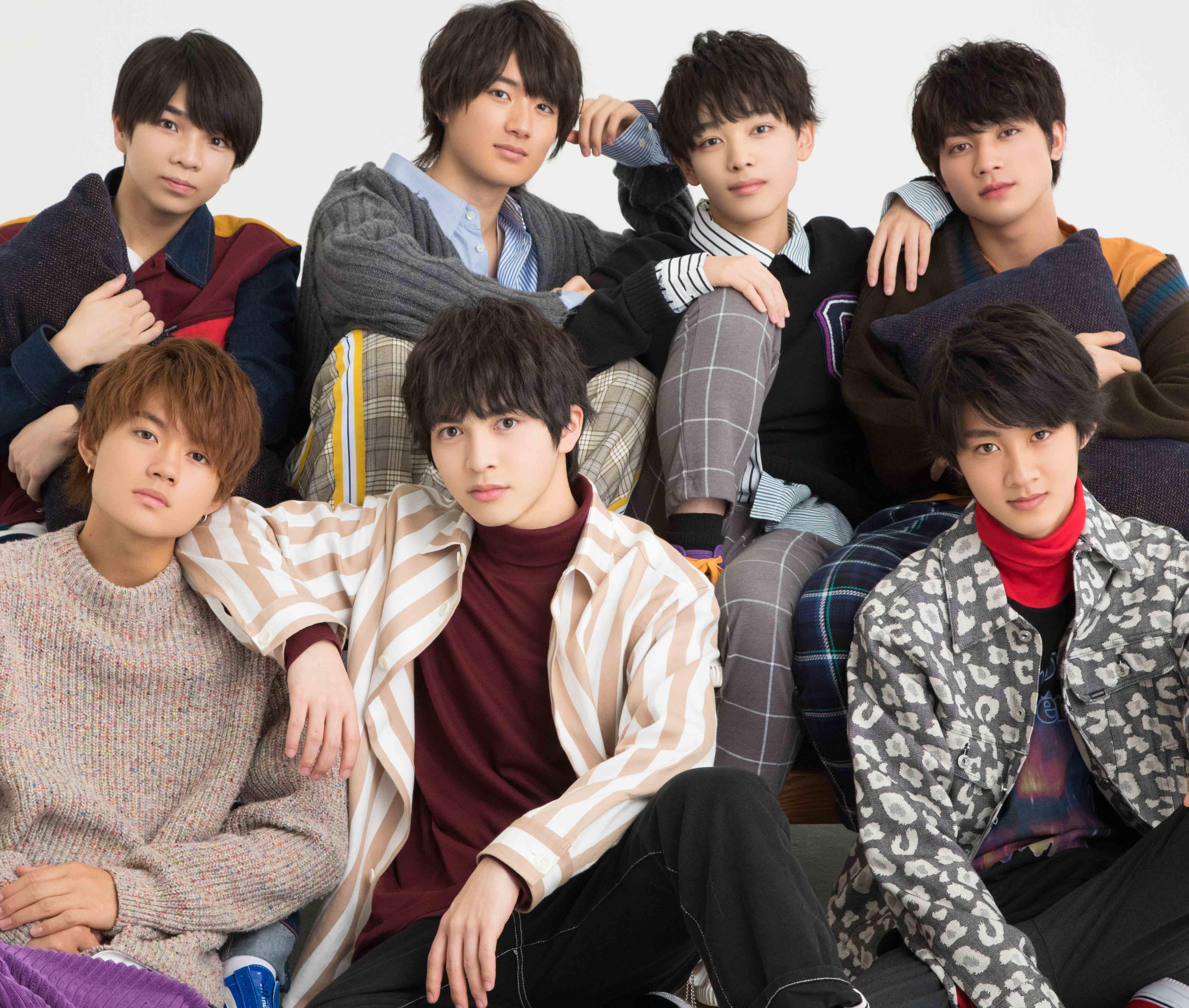 2月6日に2ndアルバムをリリース! 人気ボーカルダンスグループ「M!LK」メンバーの「なんでもランキング」を発表♡