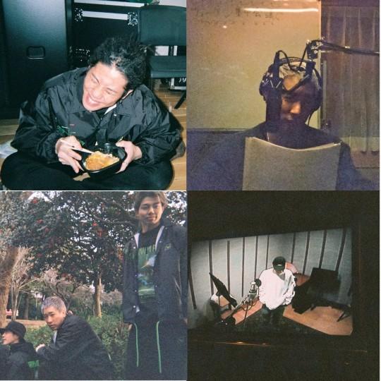 ツアーリハ中のメンバーを激写♡RIKU&神谷健太が撮る、ここだけの「裏ランペイジ」