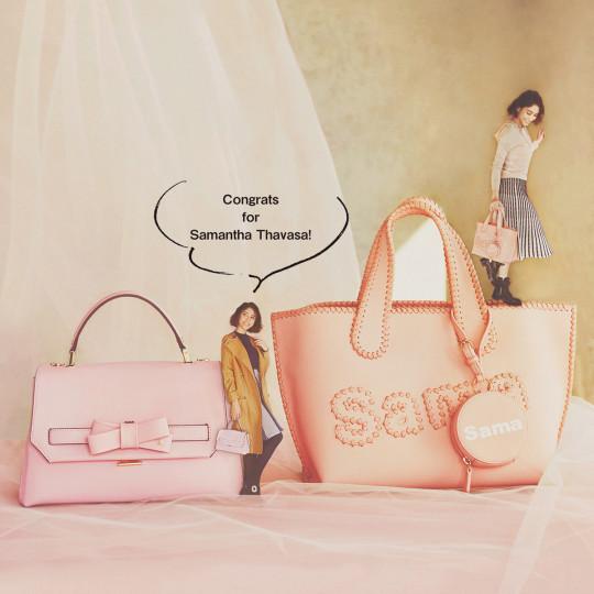 夢が叶う♡ 「サマンサ・ピンク」の秘密