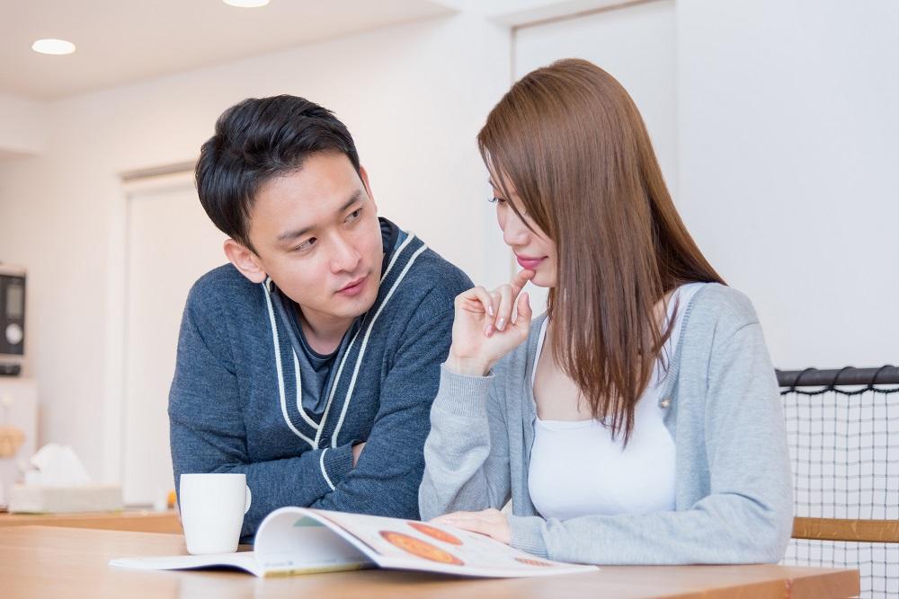 (1)結婚への決意が固まらない中で同棲をはじめたくない