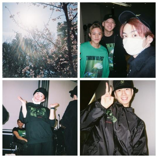【THE RAMPAGE】メンバーの仲の良さを激写♡鈴木昂秀&後藤拓磨が撮る、ここだけの「裏ランペイジ」