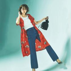 欅坂46土生瑞穂もお気に入り♡ ヒステリックグラマーのすごいデニム