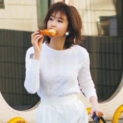 リアル食パン女子!? 欅坂46土生瑞穂の走れるぺたんこ靴コーデが可愛すぎる!