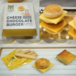 絶対ハズさない「手土産」塩味×甘味の究極のバランス「チーズバーガー」って!?︎