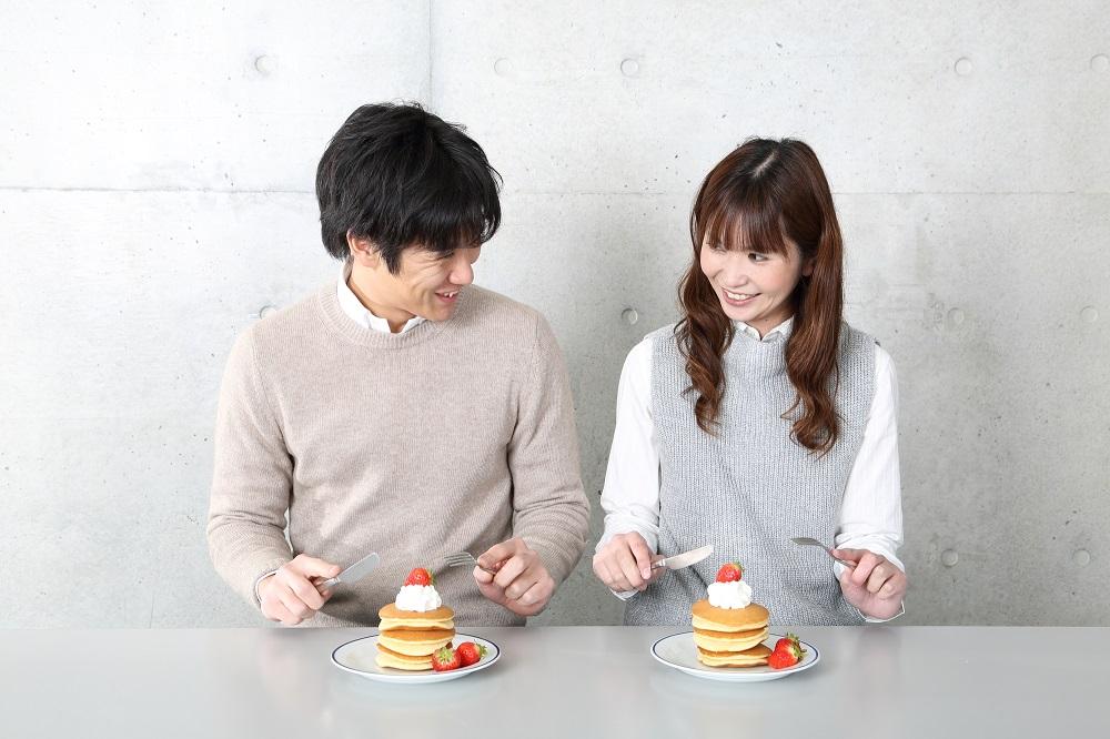 (3)パンケーキ屋さん