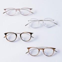 どれも似合いすぎて選べない⁉女性のために作られた「メガネ」ブランドは要チェック!