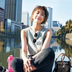 """欅坂46土生瑞穂が着る!これだけで""""おしゃれ""""な夏アイテム4"""