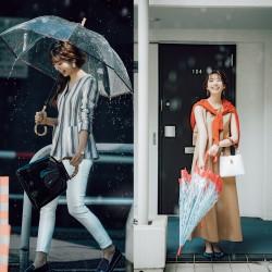 雨の日デートにおすすめ!濡れてもおしゃれなデートコーデ7選