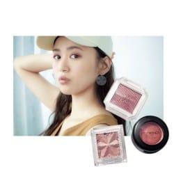 韓国っぽいモード顔になれる♡「赤シャドウ」メークBEST4