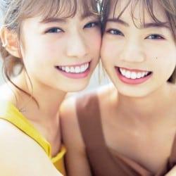 日向坂46高本彩花ちゃん&東村芽依ちゃん直伝!アイドル美肌になれるコスメ&メーク♡