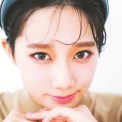 IZ*ONEやTWICEみたいな顔になれる♡韓国っぽい「甘口ピンクメーク」