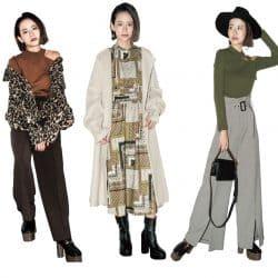 MURUAの美人デザイナーが着る!秋の「アースカラーコーデ」4選