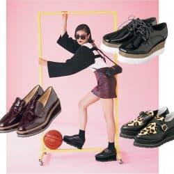 スタイル良く見える「厚底おじ靴」10選