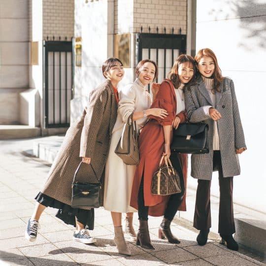神戸のイケてる集団は「可愛いコの友達は可愛い!」類友の法則で出来ていた!