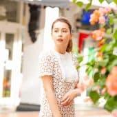 Nikiの「春が待ち遠しい服」inシンガポール -MICHAEL KORS-