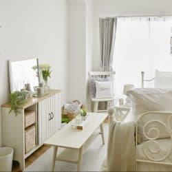 ニトリしばりで可愛すぎる!一人暮らしの部屋をリアルに作ってみた