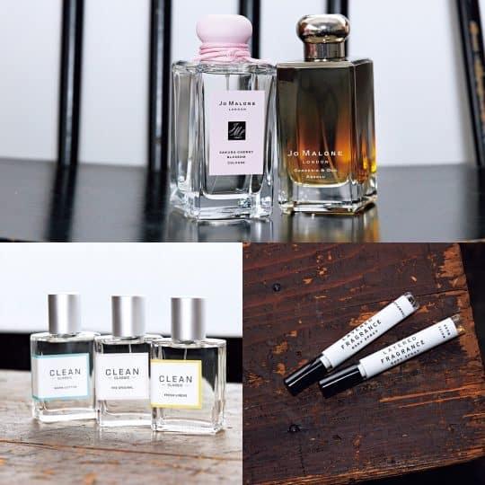 「そのいい匂いどこの?」って聞かれちゃう、自分だけの香りを叶える香水3選
