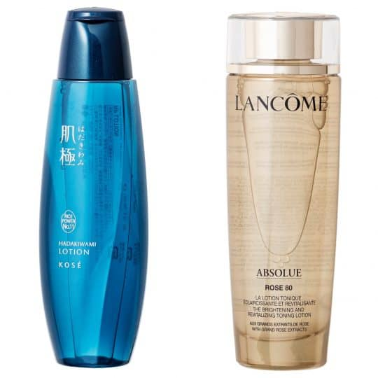 スマホのブルーライトで加速する乾燥は化粧液で解決!