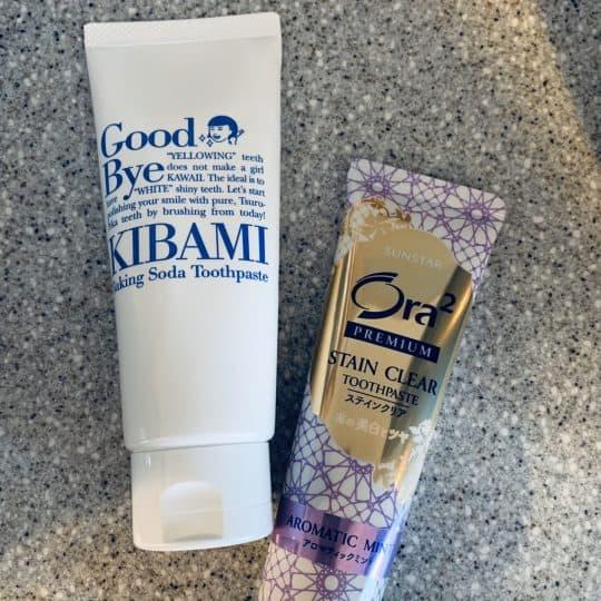 こんなに安いのに⁉しっかり白くなったドラッグストアの歯磨き粉