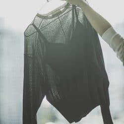 モテるけど着るのが難しい【透けトップス】のコツ、ファッションエディターが伝授