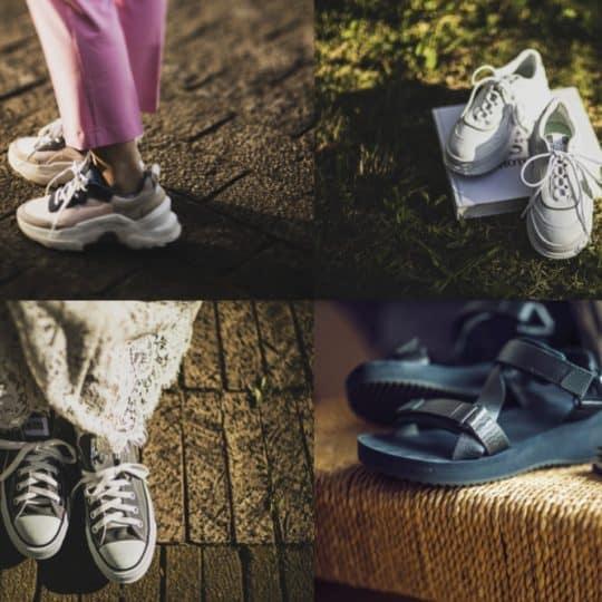 GU、ZARA、コンバース…Sサイズさんでも履ける!【ぺたんこ靴4選】