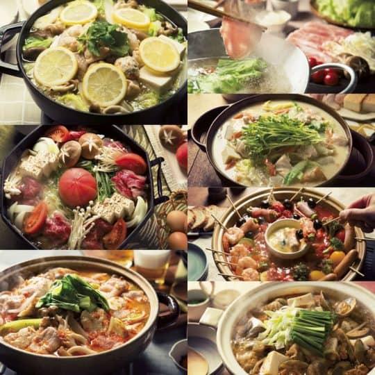 冷え性改善にもぴったり!夏でも食べたい「映える鍋」レシピ7選