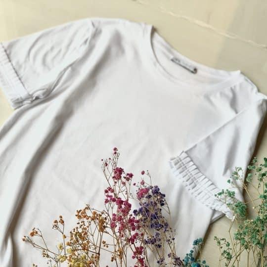 なんと1190円!ZARA白Tシャツがコスパ最高だった件