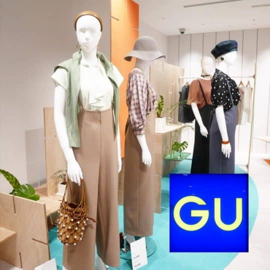 【GU】新作はシーズン通して着回せて1490円⁉ シアーシャツが万能すぎる件