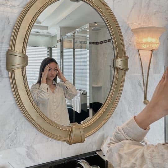 美しすぎる現役慶応大生がJJに語った!毎朝こっそり続ける美の秘訣3つ