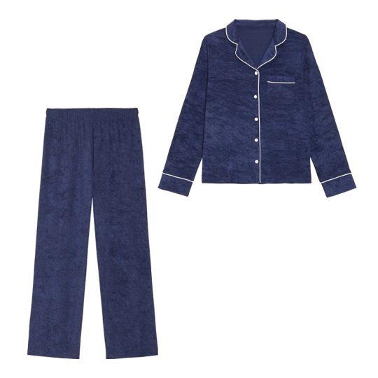 部屋着こそ快適に! GUの6色のパジャマおうちでも可愛く♡