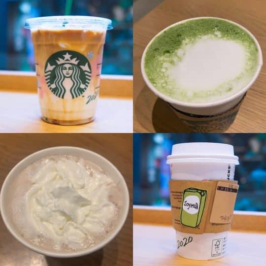 ダイエット中にもオススメ♡ヘルシーな【スタバの豆乳ドリンク】神カスタマイズ4選