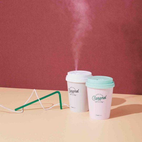 「そろそろ乾燥、気にならない?」これから使える!充電式加湿器&抗菌ウォーターを発見♡