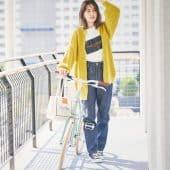 藤井夏恋の秋の毎日はサマンサタバサプチチョイスの小物と一緒♡