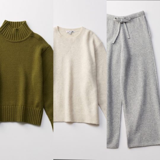 【ALL¥4000以下】UNIQLO and JW ANDERSONの優秀すぎるニットアイテム3選♡