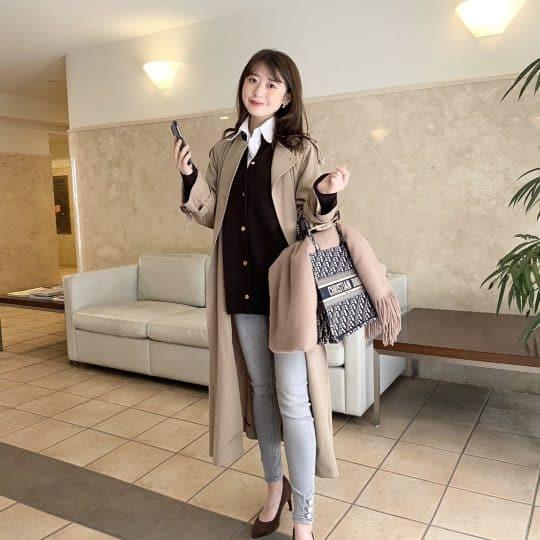 【リアルSNAP】みんな大好きトレンチコート!寒くても着たい時のコーデのコツ3選