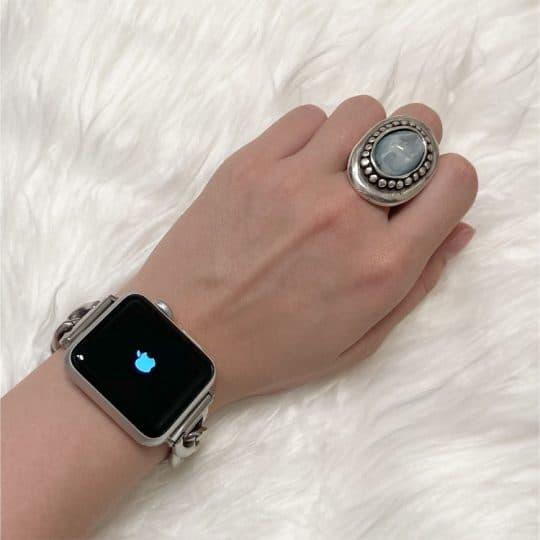 【Apple Watch】こんなおしゃれにカスタムできるなんて!新作とアクセサリーもうチェックした?
